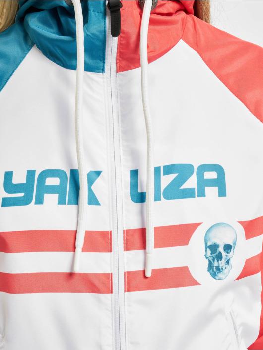 Yakuza Veste mi-saison légère Two Step blanc