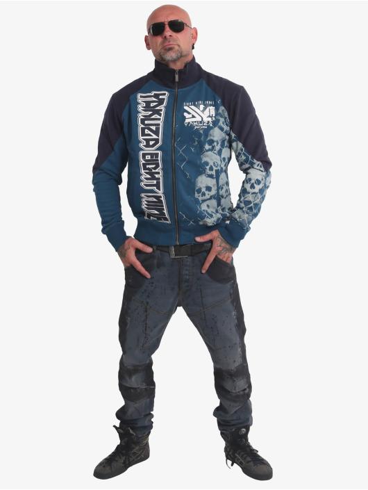 Yakuza Veste mi-saison légère Killing Fields Classic bleu