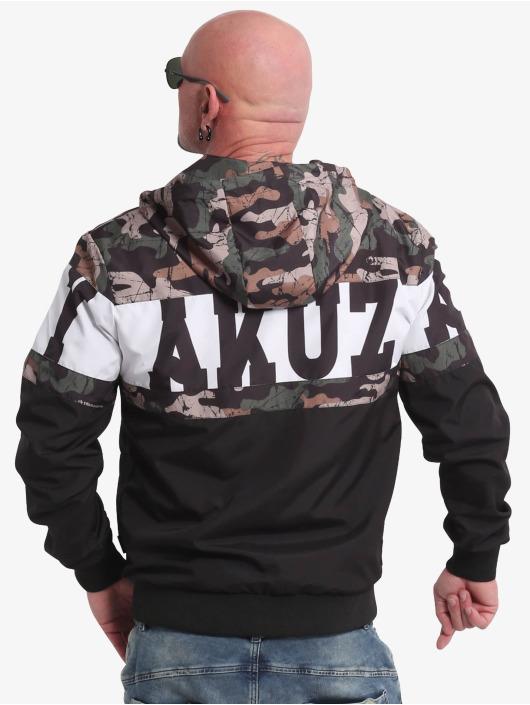 Yakuza Veste mi-saison légère Tri Star camouflage