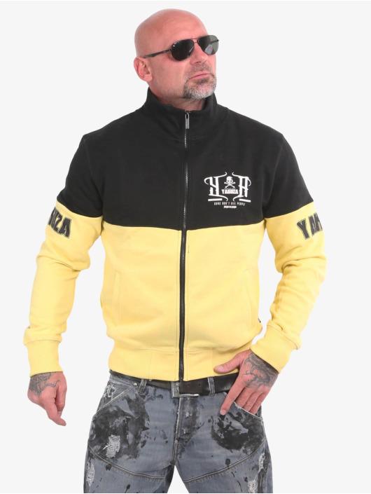 Yakuza Veste mi-saison légère Guns Vs People Classic jaune