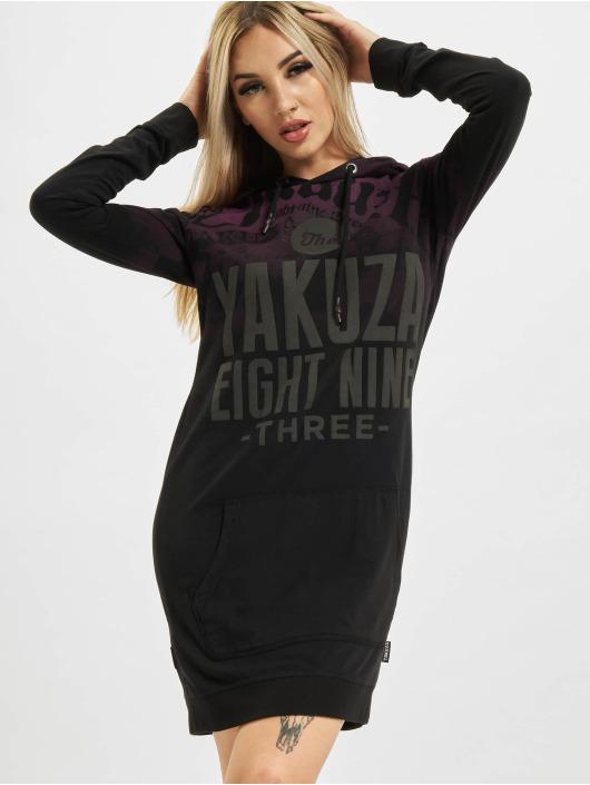 Yakuza Vestido 893Allover Lite negro
