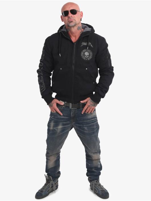 Yakuza Zimní bundy Rookie čern