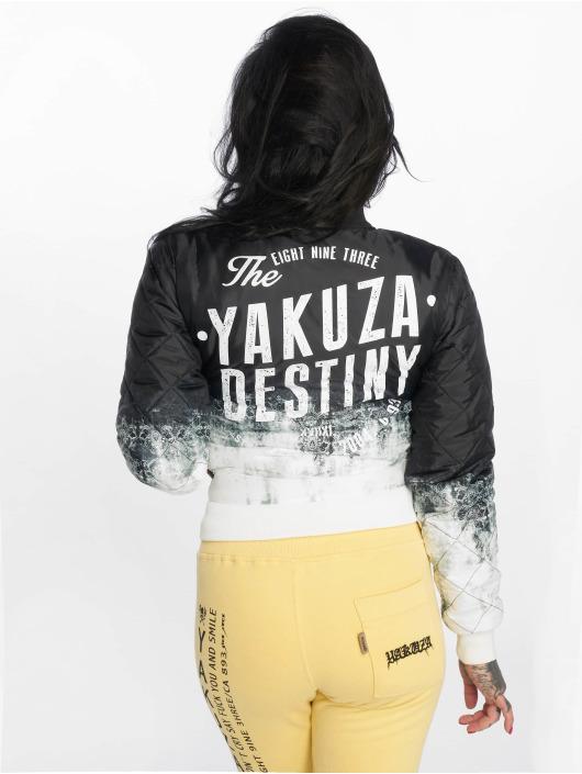 Yakuza Zomerjas Gradient zwart
