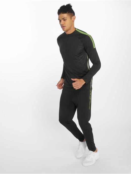 Zayne Paris Anzug Long Sporty schwarz