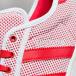 adidas Сникеры Superstar красный 6