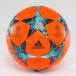 adidas originals Piłki Final 17 Offical Match pomaranczowy 0