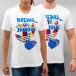 adidas T-Shirt World Famous weiß 0