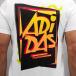 adidas T-Shirt 80s Show Graphic weiß 3