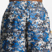 CHABOS IIVII Shorts Camo blu 5
