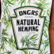 Dangerous DNGRS Débardeur Natural Hemping blanc 2