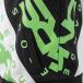Dangerous DNGRS Hoody Logo groen 2