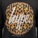 HYPE Pullover Cheetah Circle noir 2