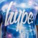 HYPE t-shirt Cosmos blauw 3