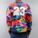 Just Rhyse Пуловер Smoke цветной 2