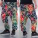 Just Rhyse Спортивные брюки Galaxy Stripes цветной 0