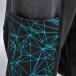 Just Rhyse Спортивные брюки Lines черный 2