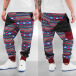 Just Rhyse joggingbroek India bont 0