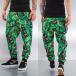 Just Rhyse joggingbroek Jungle groen 0
