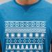 Just Rhyse T-Shirty Snow niebieski 2