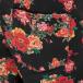 Just Rhyse Verryttelyhousut Flower musta 3