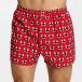 Lousy Livin  Shorts boxeros X Cleptomanicx rojo 0