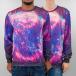Mr. Gugu & Miss Go Пуловер Fireworks пурпурный 0