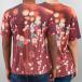 Mr. Gugu & Miss Go t-shirt Lights bruin 1