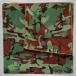 MSTRDS Bandana-huivit Special Print vihreä 0