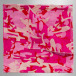 MSTRDS Bandana Special Print pink 0