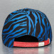 New Era Snapback Cap Jungle Mash Up blau 2
