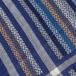 Pieces sjaal pcThaithur blauw 1