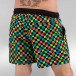 Quiksilver Short de bain Mini Check VL 15 multicolore 2