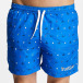 TrueSpin Swim shorts Underwater Print blue 0