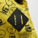 Vans rugzak Old School II geel 6