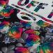 Vans Sac à cordons Benched multicolore 4
