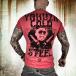 Yakuza T-paidat Cold Steel punainen 1