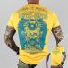 Yakuza T-Shirt Hunter And Hunters orange 0