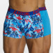 Zaccini  Shorts boxeros Painted Spring azul 0