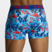 Zaccini  Shorts boxeros Painted Spring azul 2