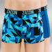 Zaccini Boxershorts Flagstone 2-Pack blau 0