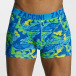 Zaccini Boxershorts Summer Butterfly blau 1