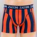 Zaccini boxershorts Marrakesh 2-Pack blauw 2