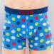 Zaccini boxershorts Confetti 2-Pack blauw 1