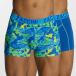 Zaccini boxershorts Summer Butterfly blauw 0