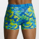 Zaccini boxershorts Summer Butterfly blauw 2