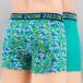 Zaccini boxershorts Flower Garden 2-Pack groen 1