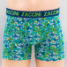 Zaccini boxershorts Flower Garden 2-Pack groen 2