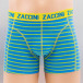 Zaccini Boxershorts Caribean 2-Pack grün 2