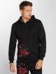 Aarhon Anzug Roses schwarz 2