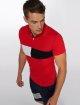 Aarhon Poloshirt Block red 0